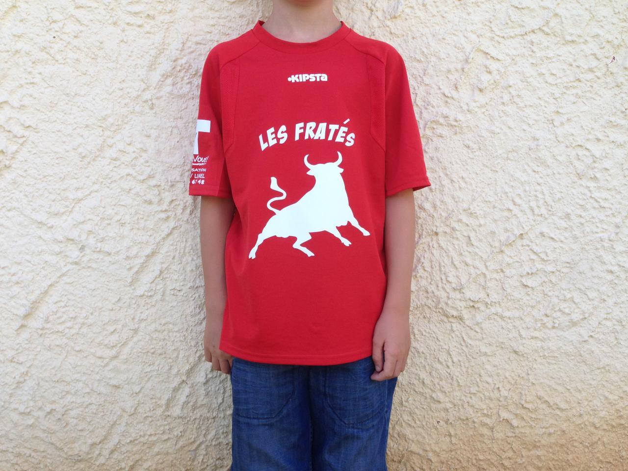 T-shirt de Fête