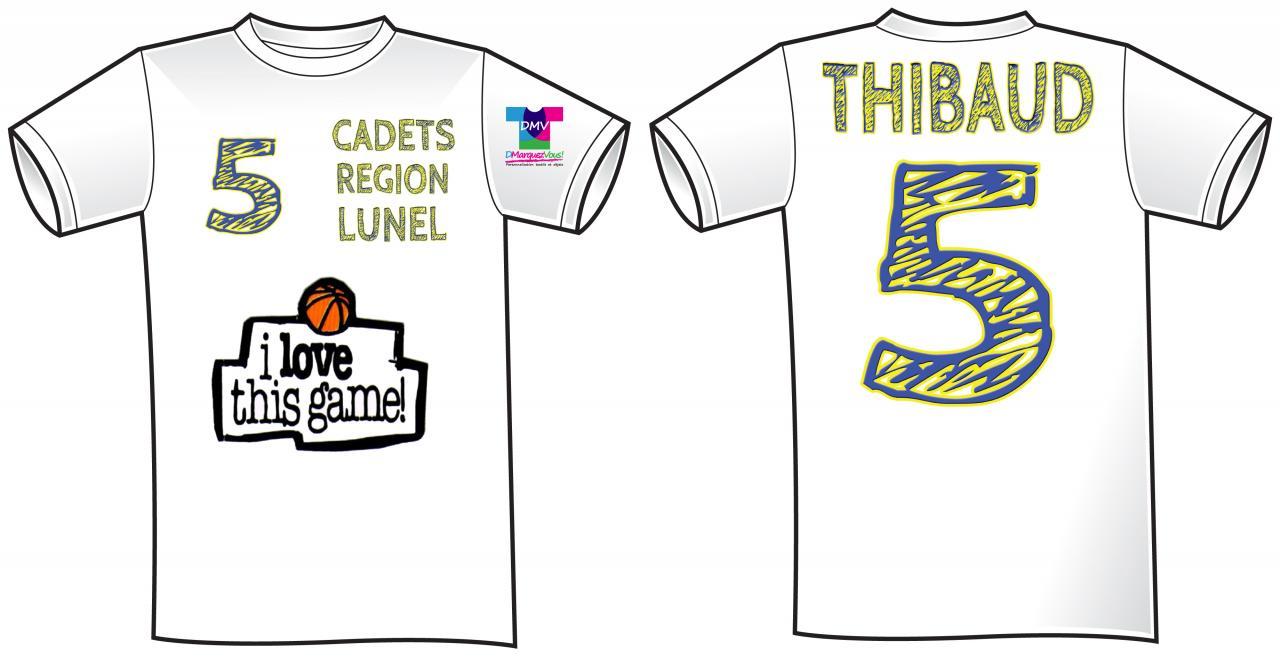 T-Shirt sublimable Sport